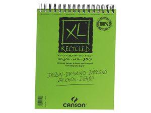 Papier, schetsboeken en tekenblokken