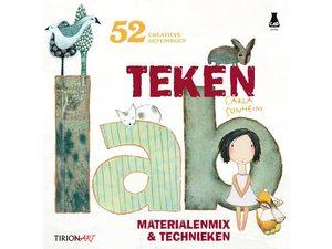 Teken- en kleurboeken voor kinderen