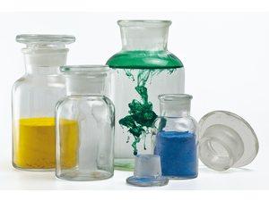 Apothekers glas