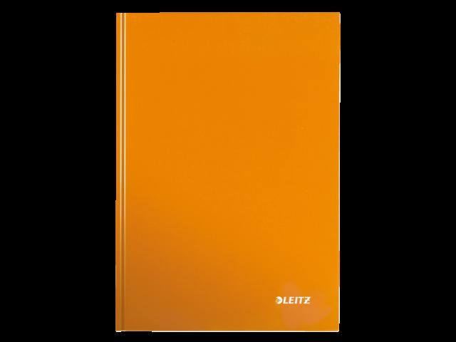 Notitieblok leitz wow a4 gelinieerd oranje