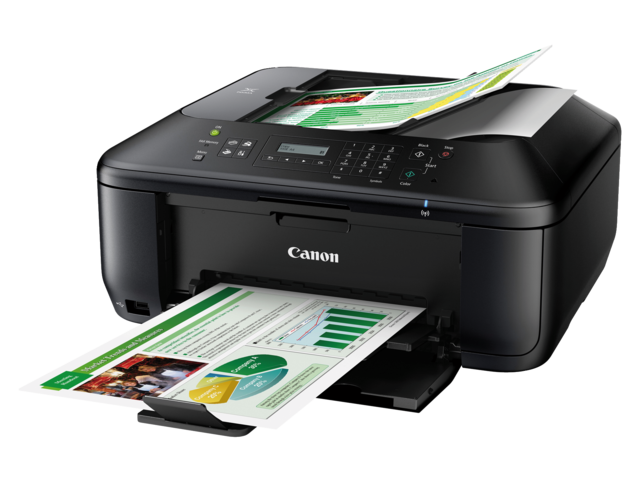 Multifunctional canon pixma mx535