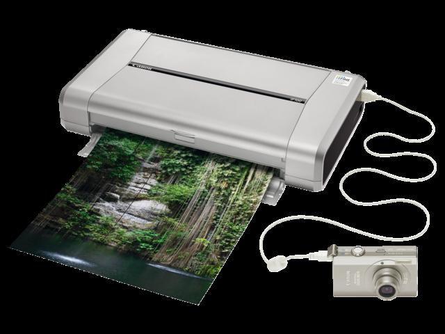 Inkjetprinter canon pixma ip100